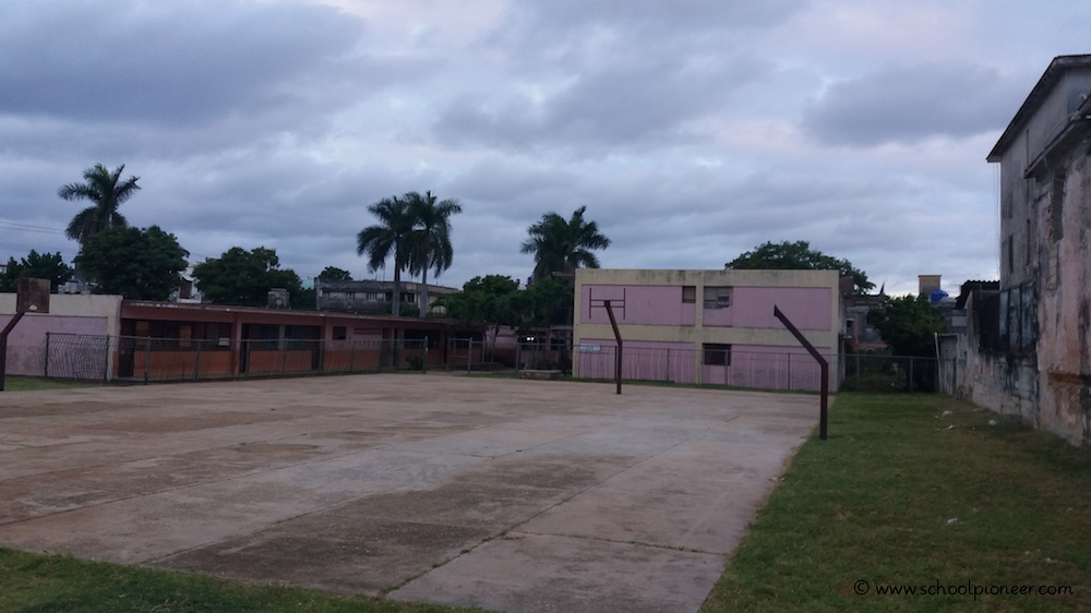 Grundschule-Kuba
