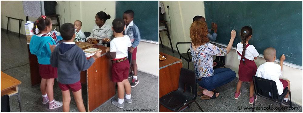 Kuba-Grundschule-Pause