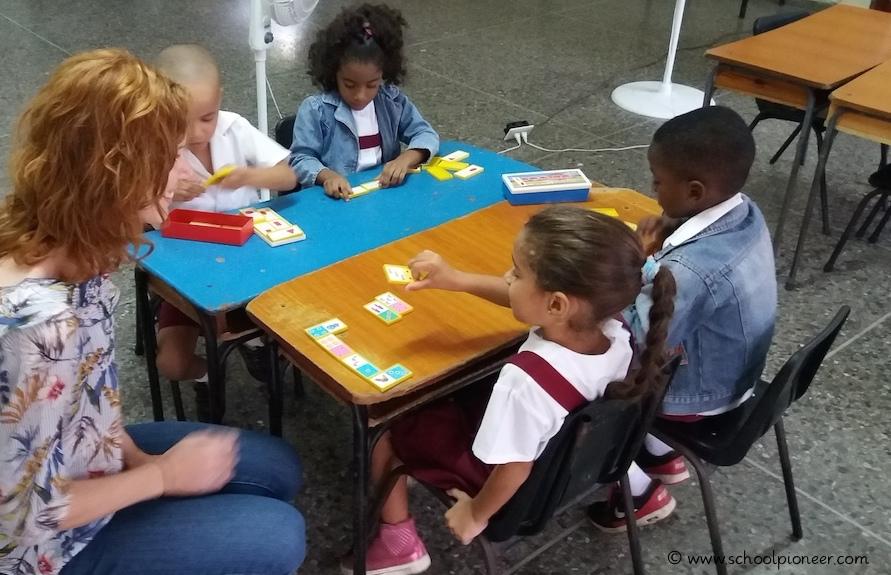 Domino-Grundschule-Kuba