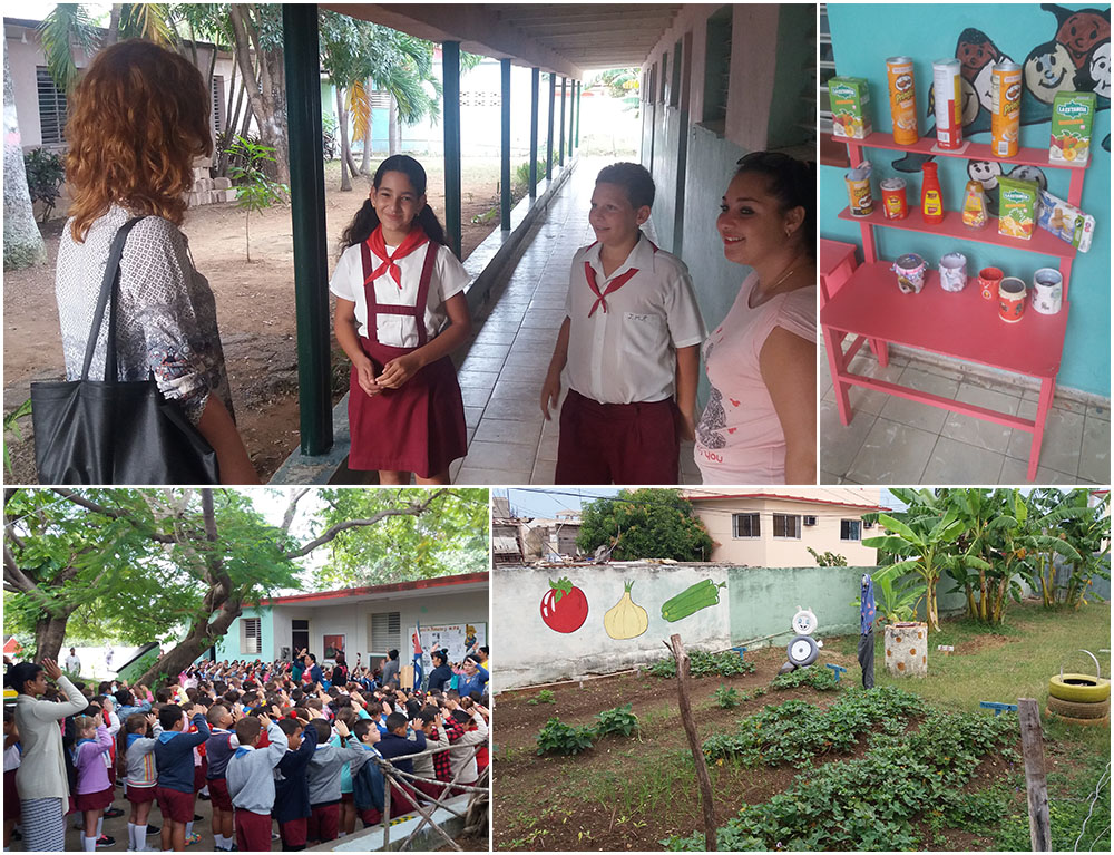 Kuba-Grundschule-Schulbesuch