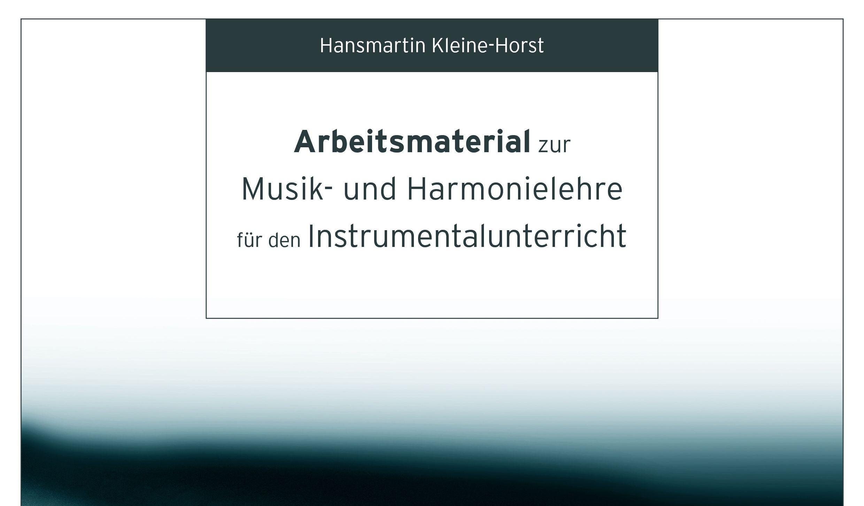 Arbeitsbuch zur Musik- und Harmonielehre