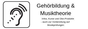 Gehörbildung & Musiktheorie