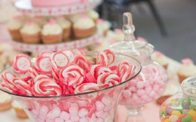 Süßigkeiten machen glücklich!