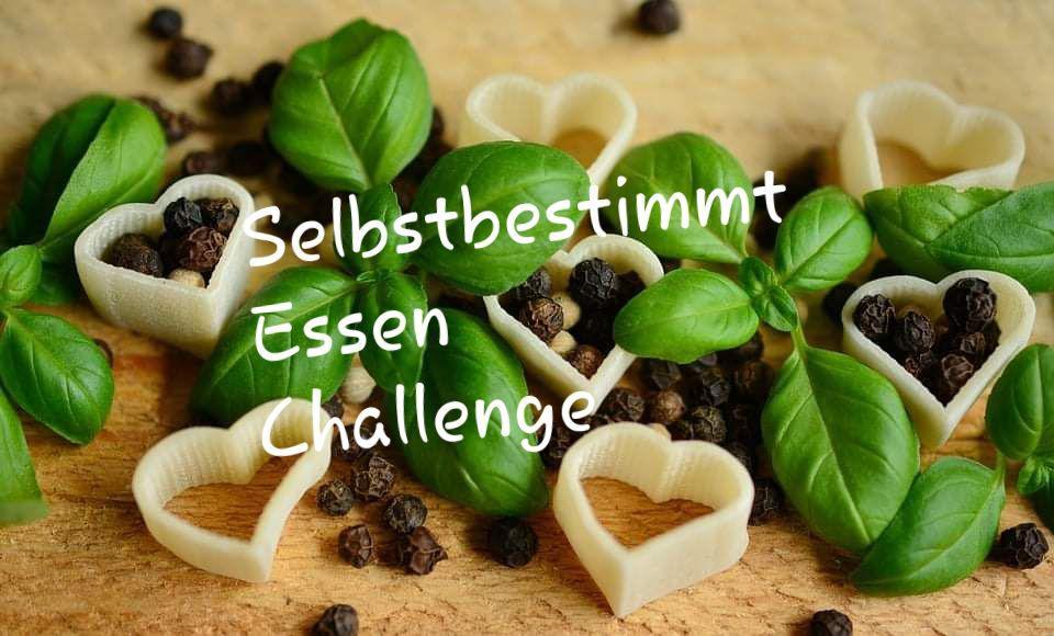 Starte 2020 mit der Selbstbestimmt Essen Challenge!
