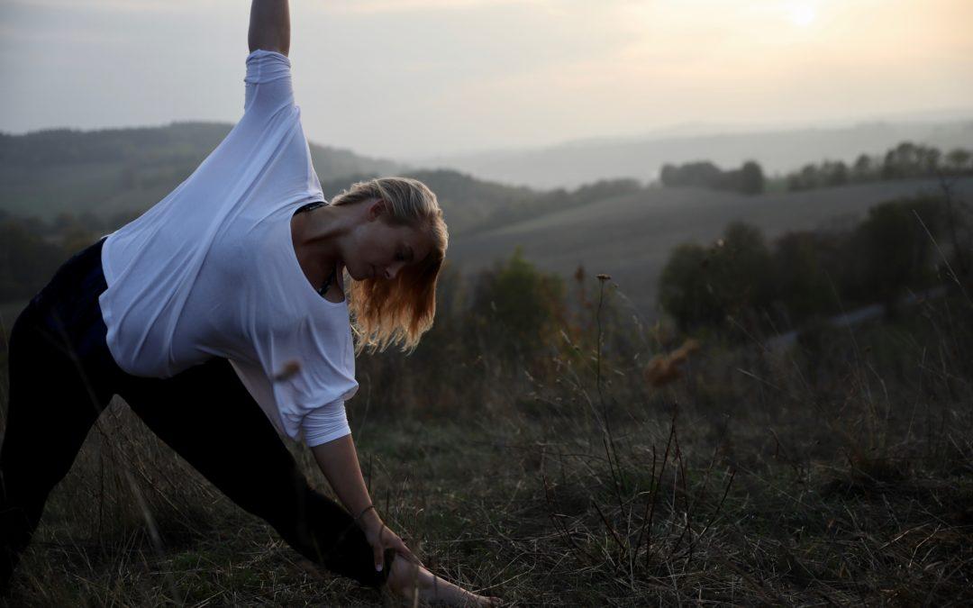"""Yoga Retreat """"Winter-Zauber"""""""