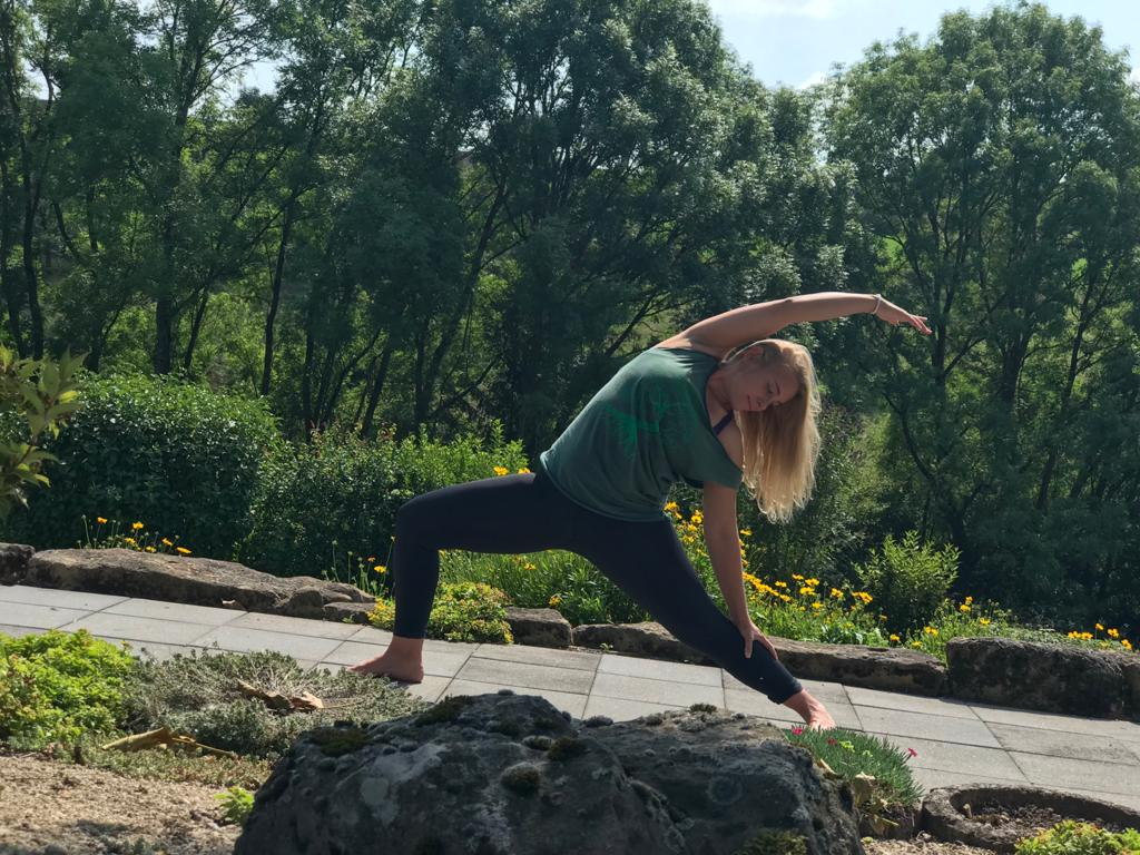 Opening Freiluft Yoga Saison 2020