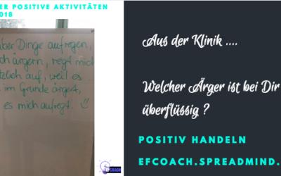 Kalender Positiver Aktivitäten 25.10.2018