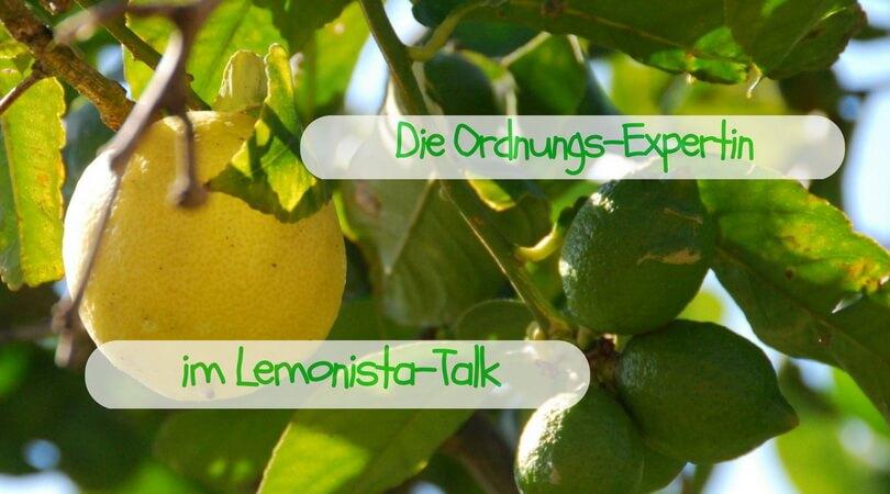 Klein anfangen – groß denken. Nicht nur im Lemonista-Talk!