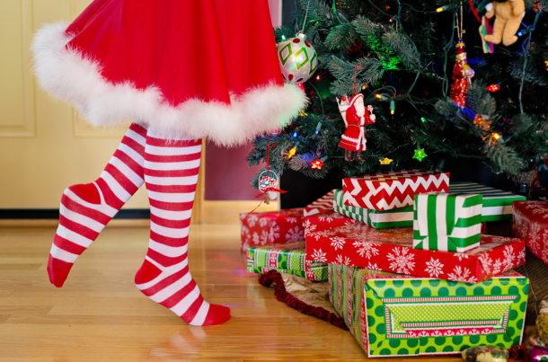 Weihnachts-Countdown