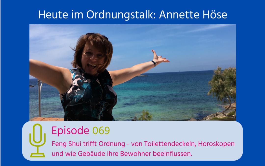 069 – Der Ordnungstalk mit Annette Höse