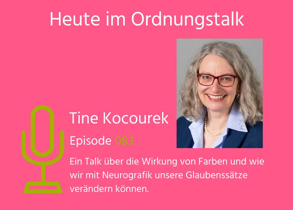 083 – Ordnungstalk mit Tine Kocourek