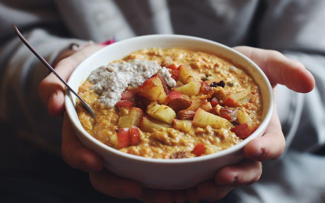 How to Porridge Ayurveda Style