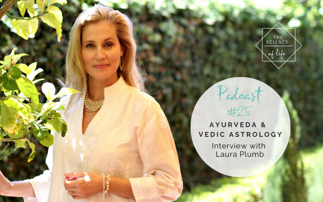 Podcast #28   Ayurveda and Vedic Astrology