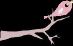 Rastergrafik, das einen Vogel zeigt