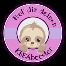 Kreativ mit Affinity Kreabooster Newsletter