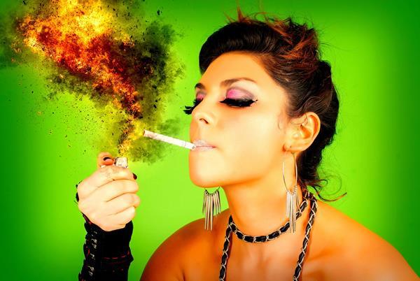 Rauchen als Gewohnheit