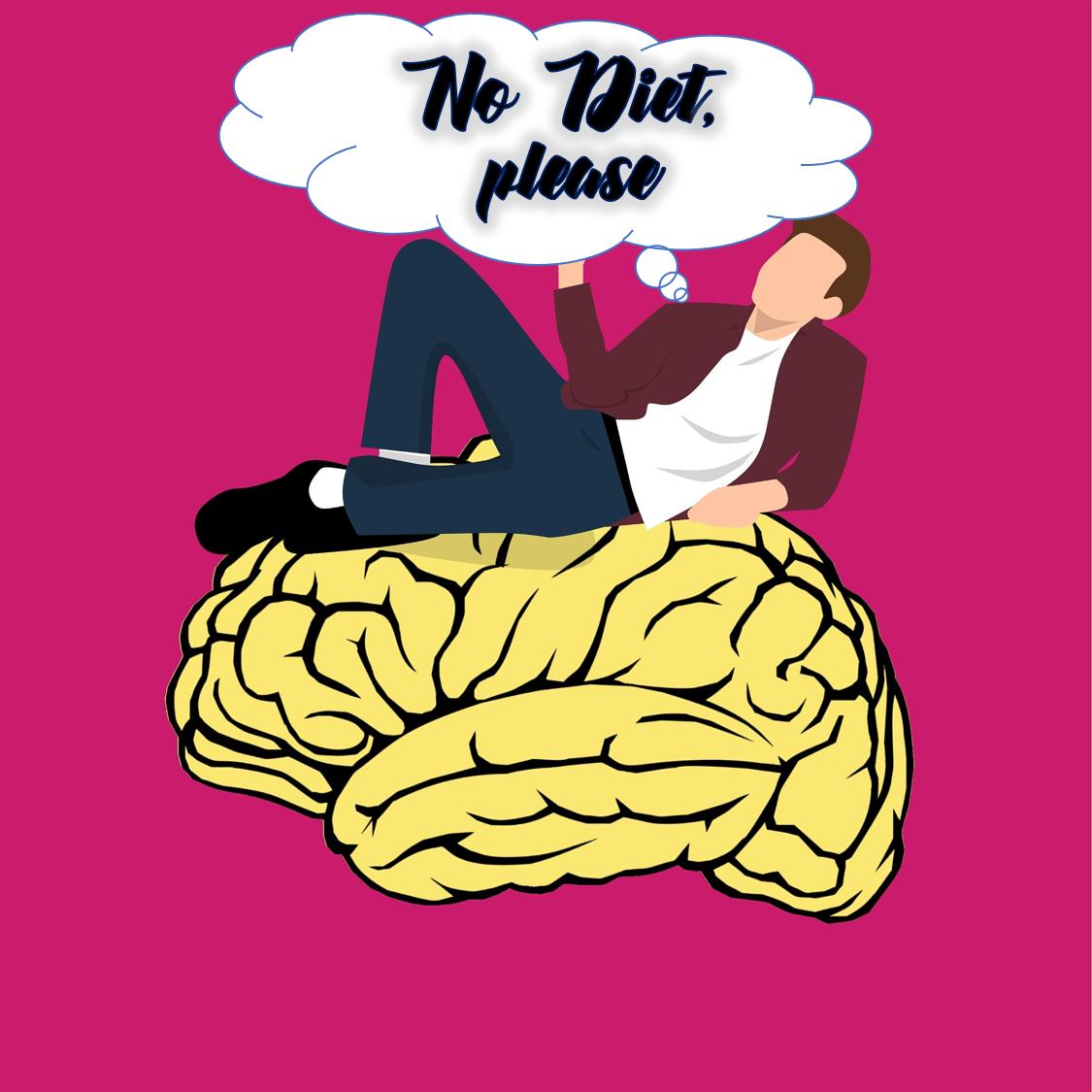Gehirn und Diät