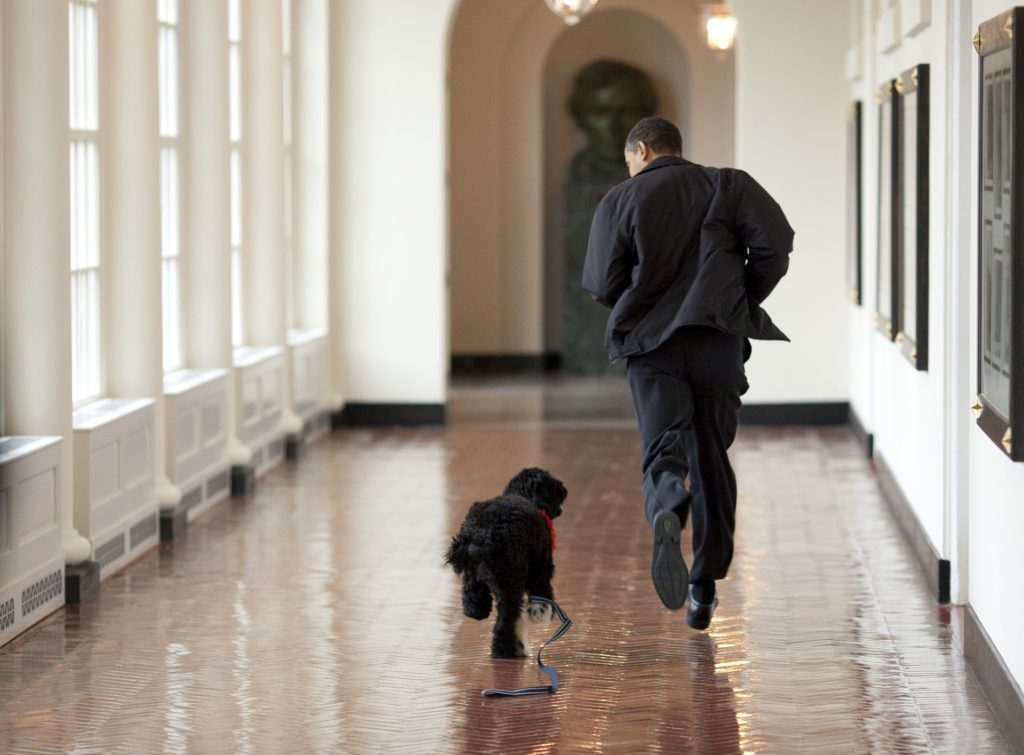 Fitness ist für US Präsidenten wichtig