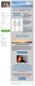 Kompendium für Gesundheit – unsere gesammelten Erfahrungen