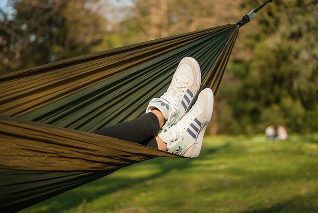 Entspannung finden …