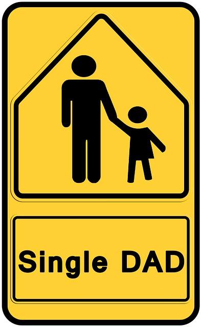 Der Alltag von alleinerziehenden Vätern