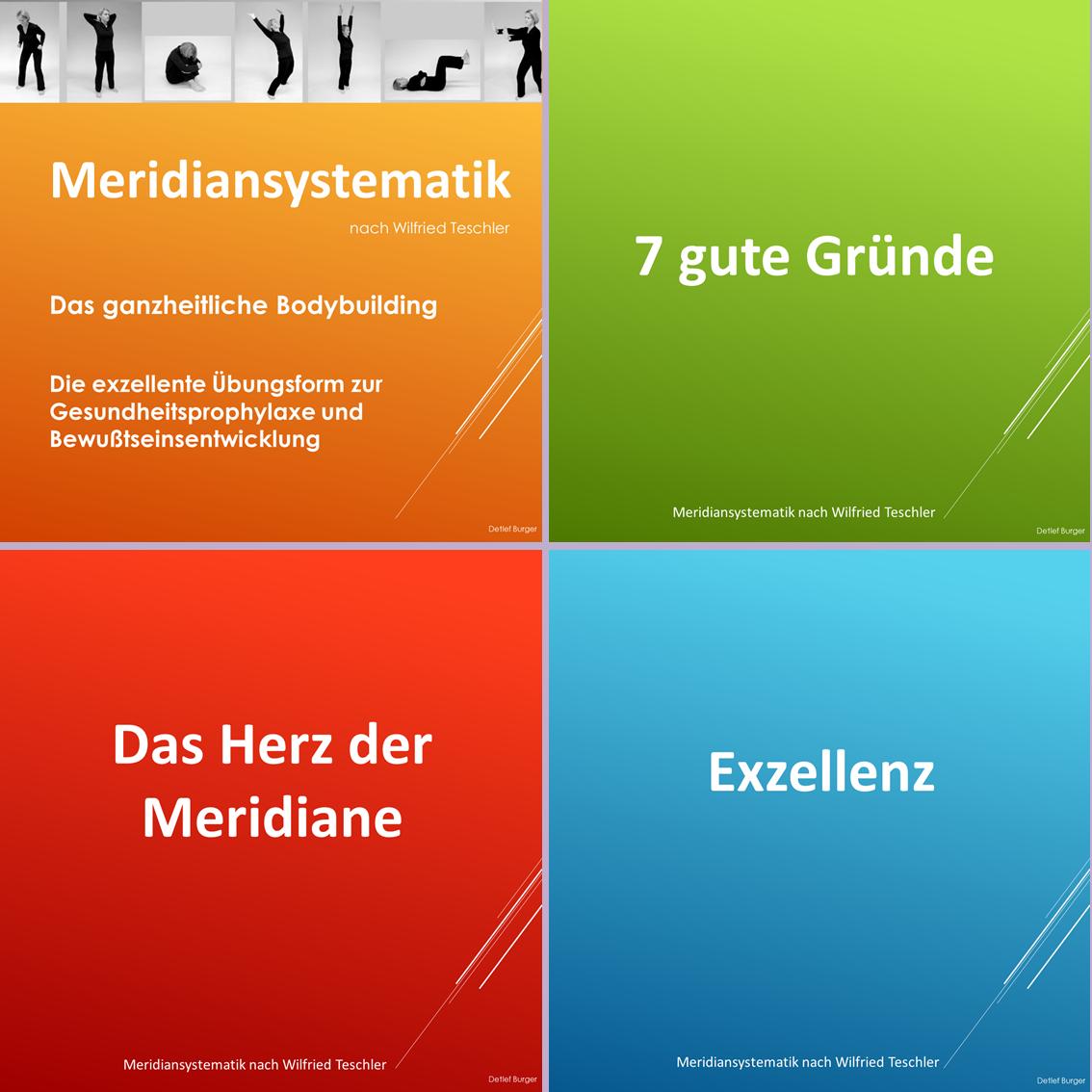 Meridiansystematik auf Instagram