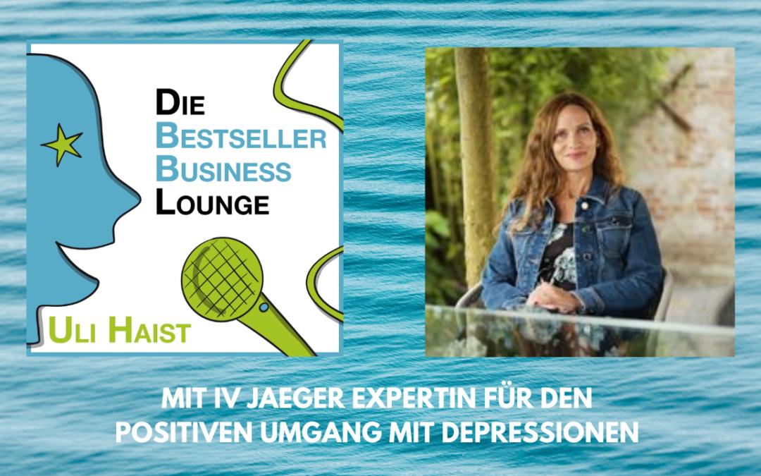 Folge #057 – Mit Iv Jaeger – Expertin für den positiven Umgang mit Depressionen