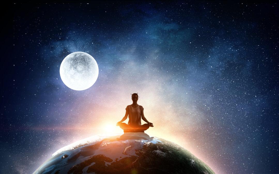 Meditation, das Bewusstsein und das Jetzt