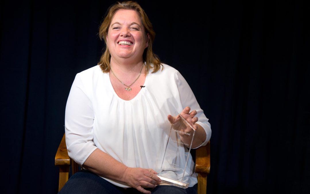 Ariane Willikonsky – Trainerin des Jahres