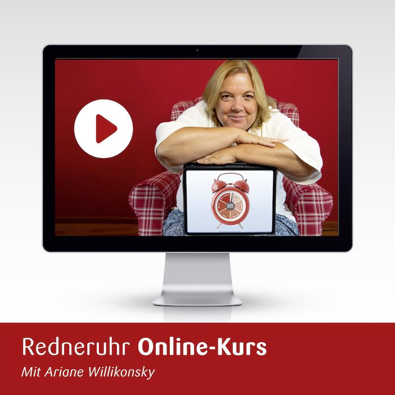 Redneruhr Onlinekurs