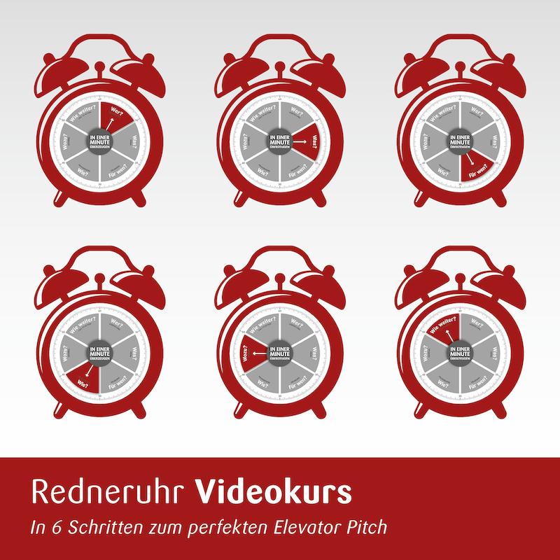 Videokurs Redneruhr