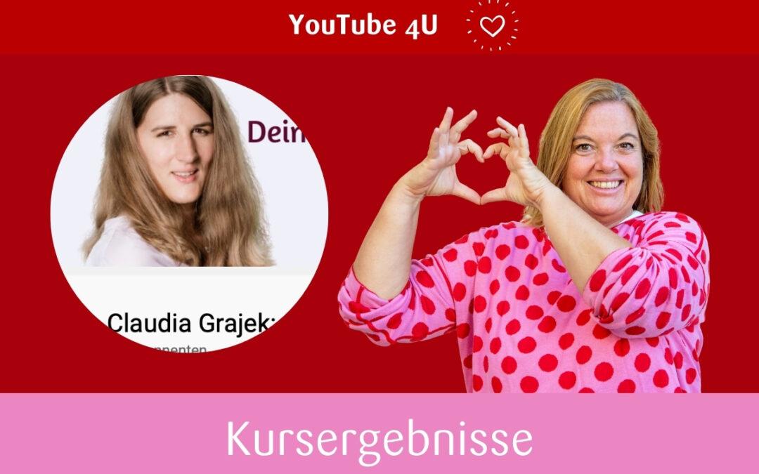 Erfolgsstorys – Claudia Grajek