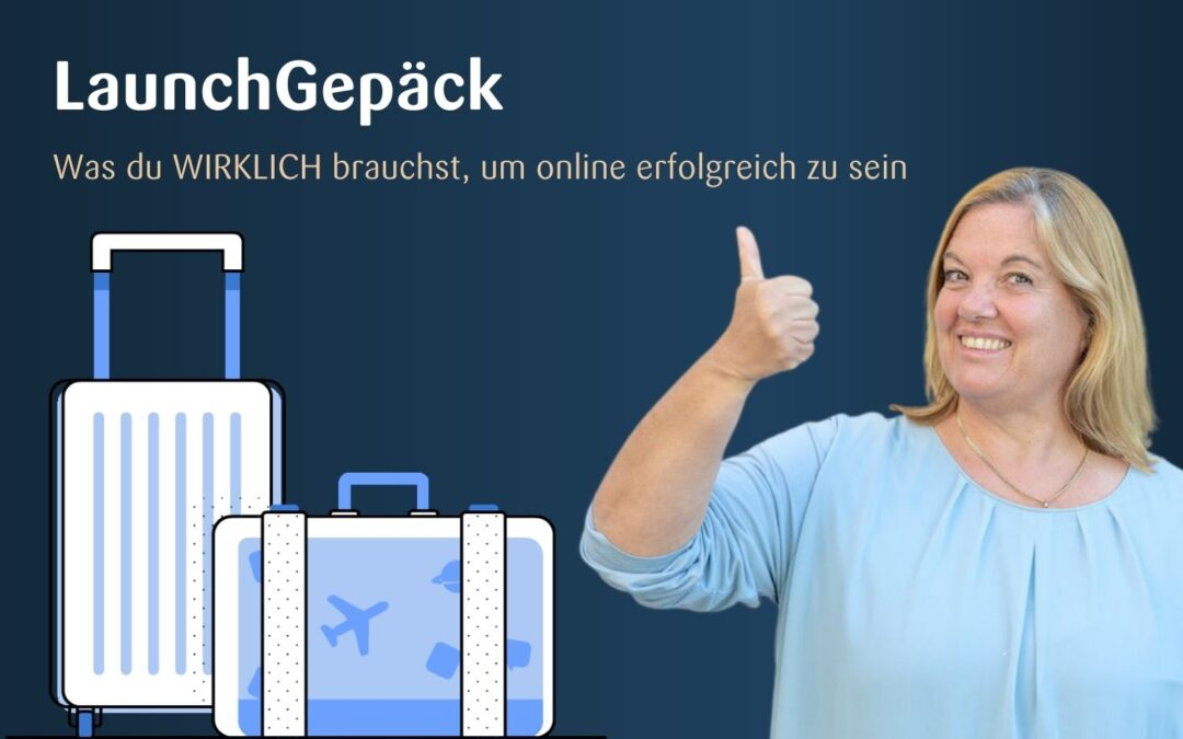 Launch-Gepäck