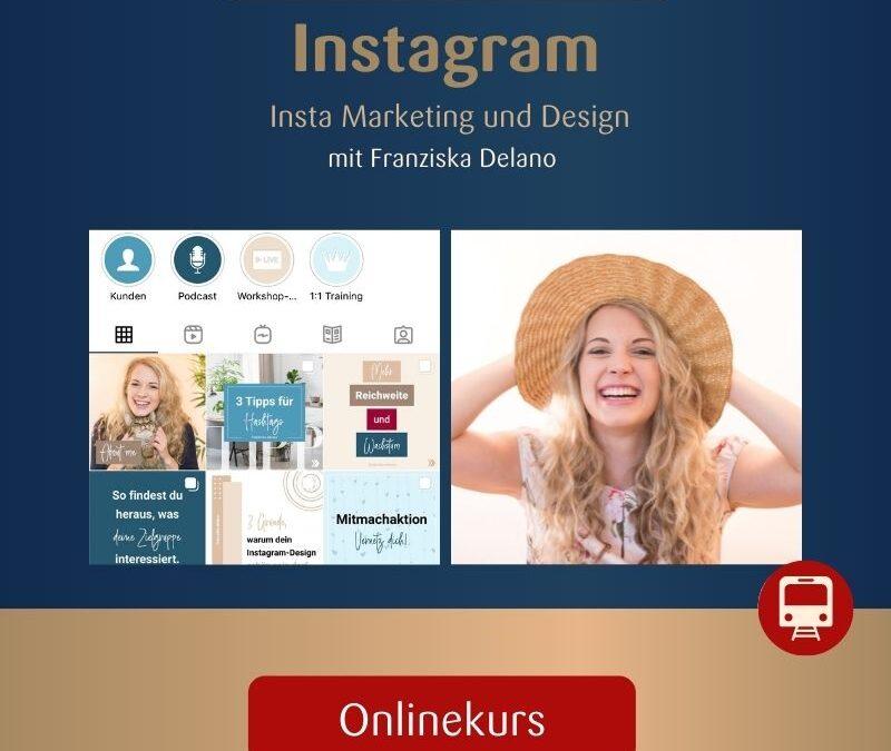Onlinekurs Instagram
