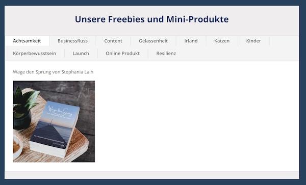 Workbooks im LaunchExpress