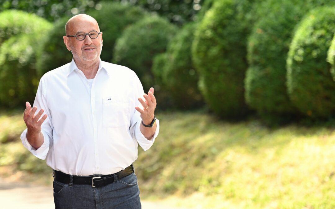 Blogbeitrag Wolfgang Wiebecke Fassen Sie sich ein Herz