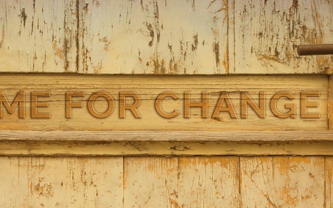Neue Chance – weniger Stress – weniger Angst