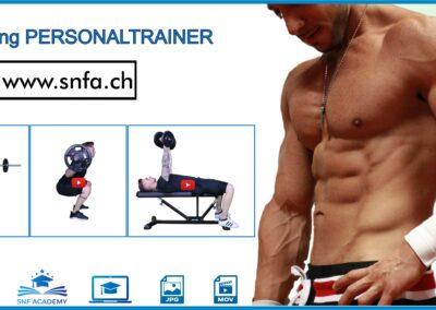 Personal Trainer Ausbildung basel