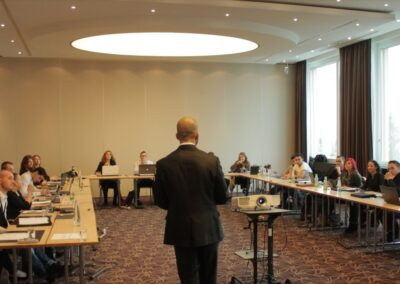 Körpersprache Kommunikation Schweiz coaching