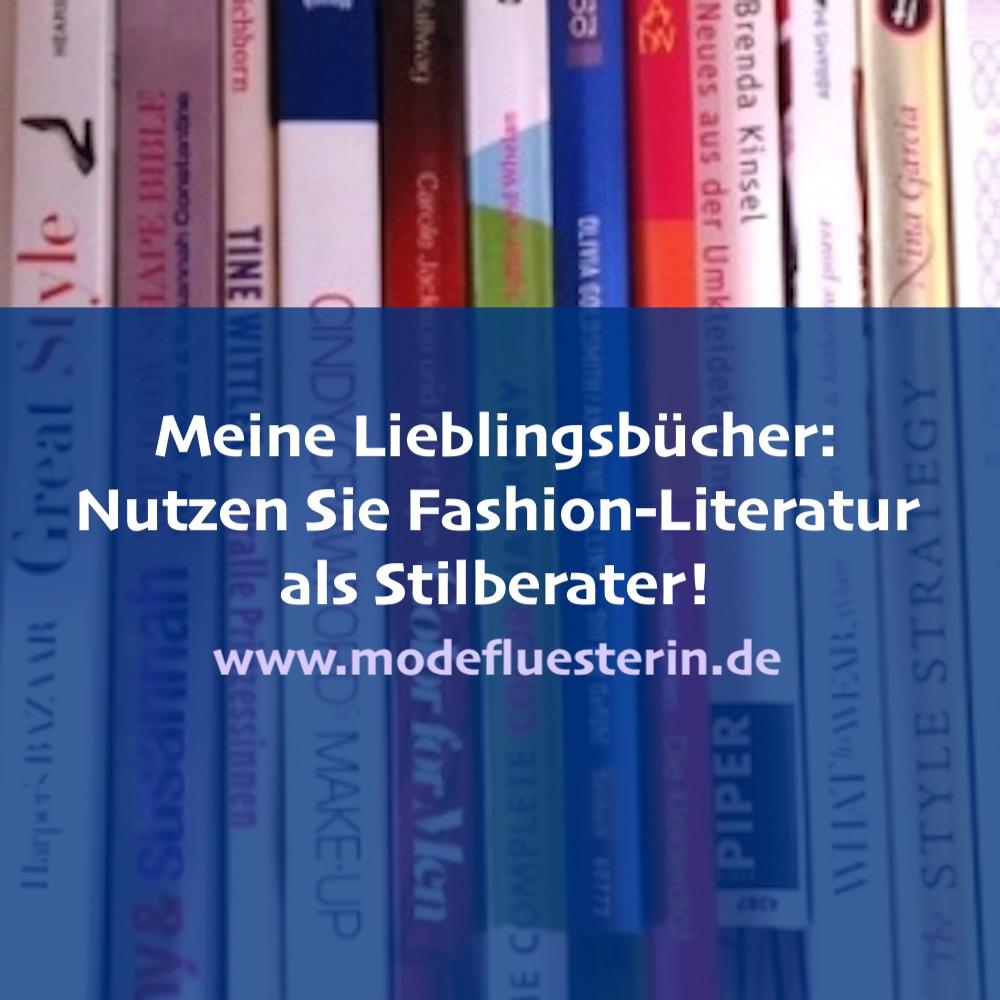 Liebelings-Mode-Bücher der Modeflüsterin