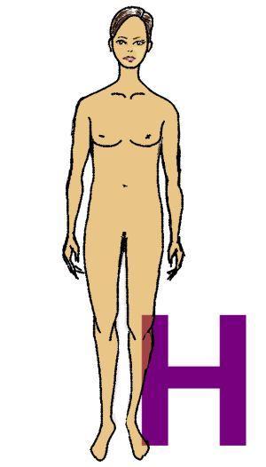 Figurine des H-Figur-Typs
