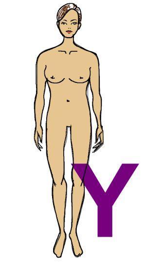 Figurine des Y-Figur-Typs