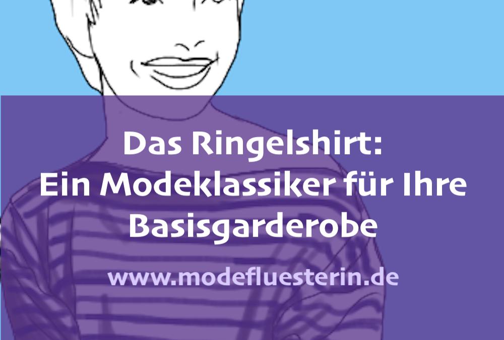 Modeklassiker Ringelshirt – für jeden Figurtyp und jeden Stil