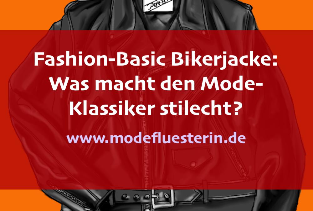 Bikerjacke: Was macht die Lederjacke stilecht?