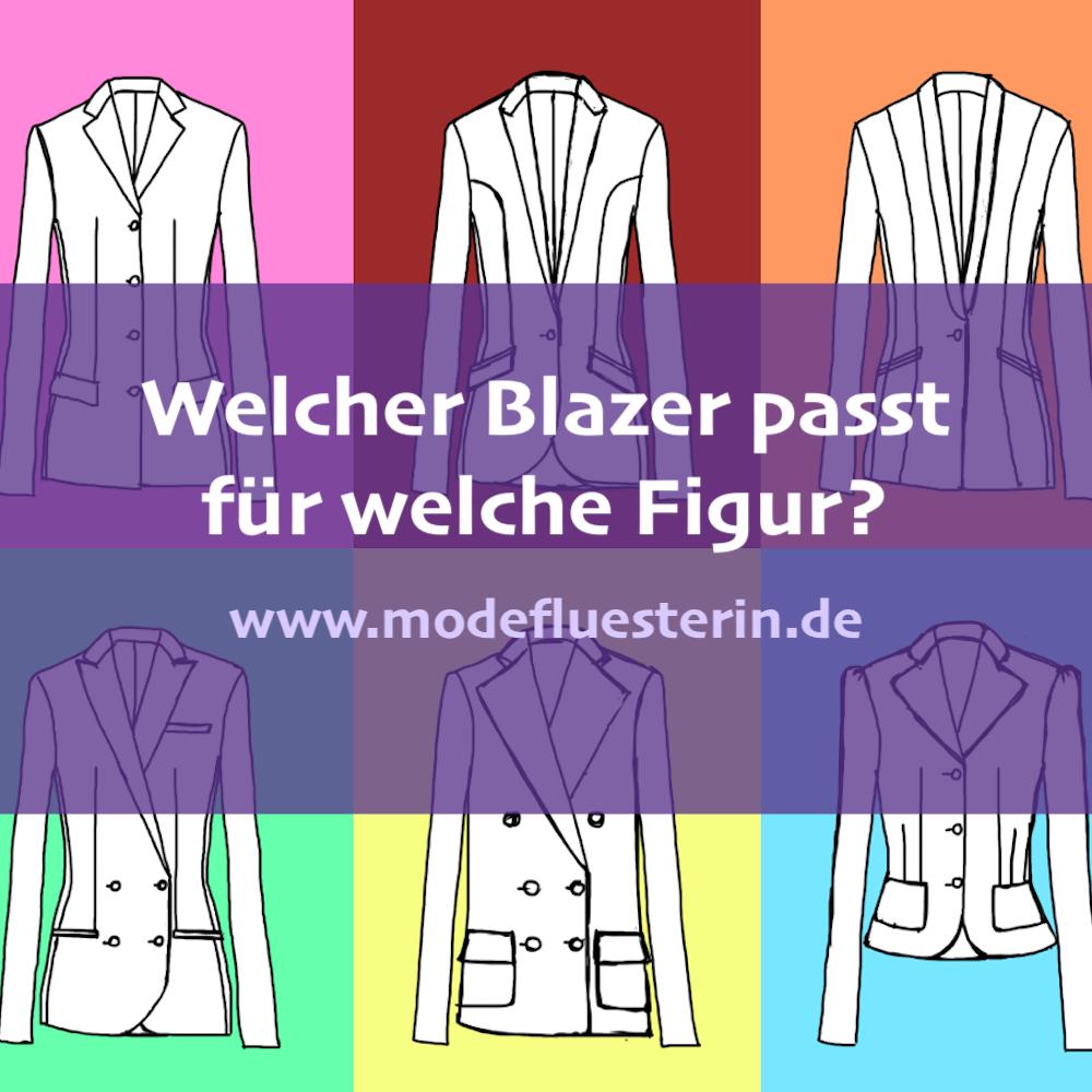 Welcher Blazer passt für welche Figur? Schnitte für jeden Figurtyp