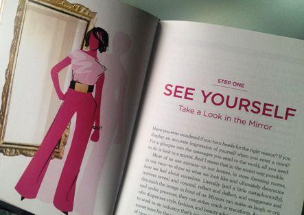 Was sehen Sie, wenn Sie in den Spiegel schauen? Und welche sonstigen Anhaltspunkte können Sie dazu heranziehen, sich selbst wohlwollender zu betrachten?