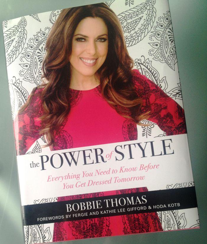 """Der Stil-Ratgeber """"The Power of Style"""" zeigt auf, wie guter Stil aus der inneren Haltung selbstbewusster Frauen entsteht."""