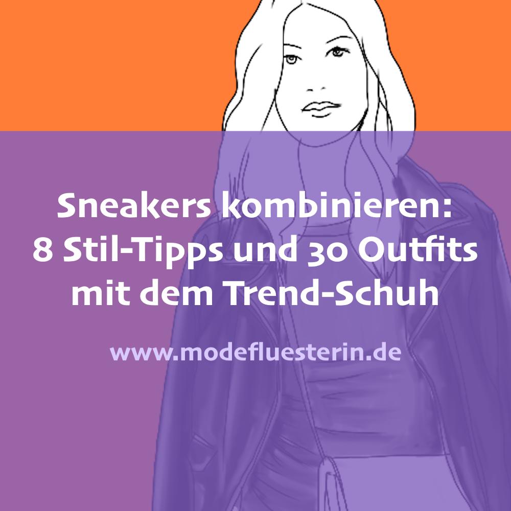 Sneakers kombinieren für Frauen über 40 - 8 Stil-Tipps und 30 Outfits für den Trendschuh für Frauen 40 plus