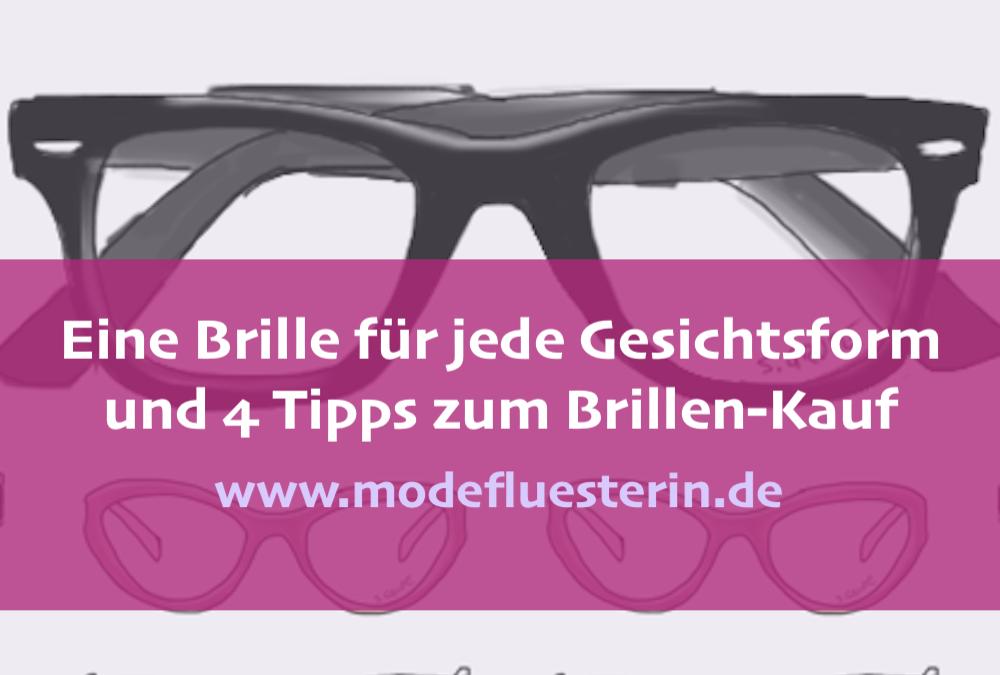 4 Tipps für den Brillenkauf