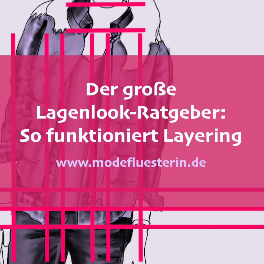 Lagenlook-Ratgeber - So funktioniert Layering schlank und schick